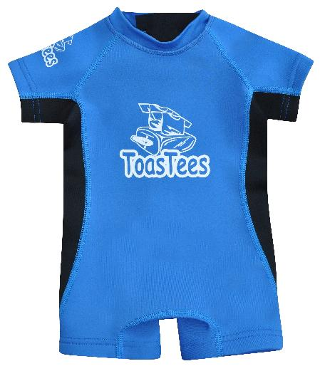 Infant Spring Suit Blue Black